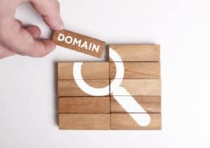 Scegliere nome dominio